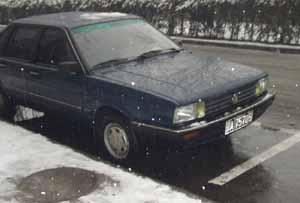 VW Jetta - fantastic